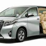 Rental Mobil Alphard Pontianak