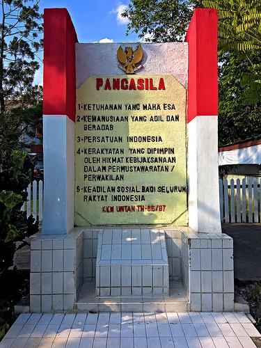 Tugu Pancasila & Tugu Cafeo