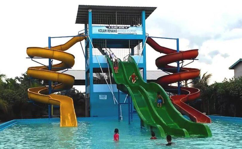 Waterpark Muara Kapuas Pontianak