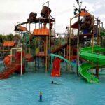 Paradise-Q Waterpark, Wisata Menarik di Kubu Raya