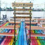 Kampung Wisata Kuantan Pontianak, Dekat Sungai Kapuas