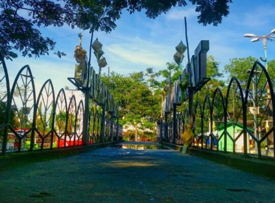 Taman Burung Singkawang, Wisata Menarik di Kalimatan Barat